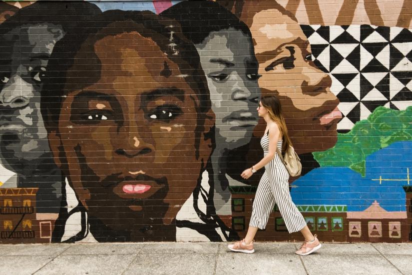 Harlem - Graffiti