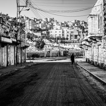 Hebron, La città fantasma