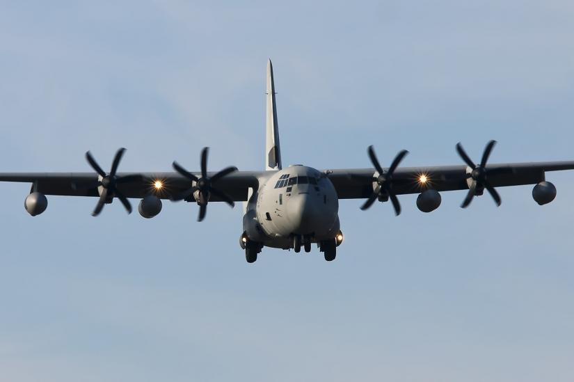 Herculess C-130 - AMI