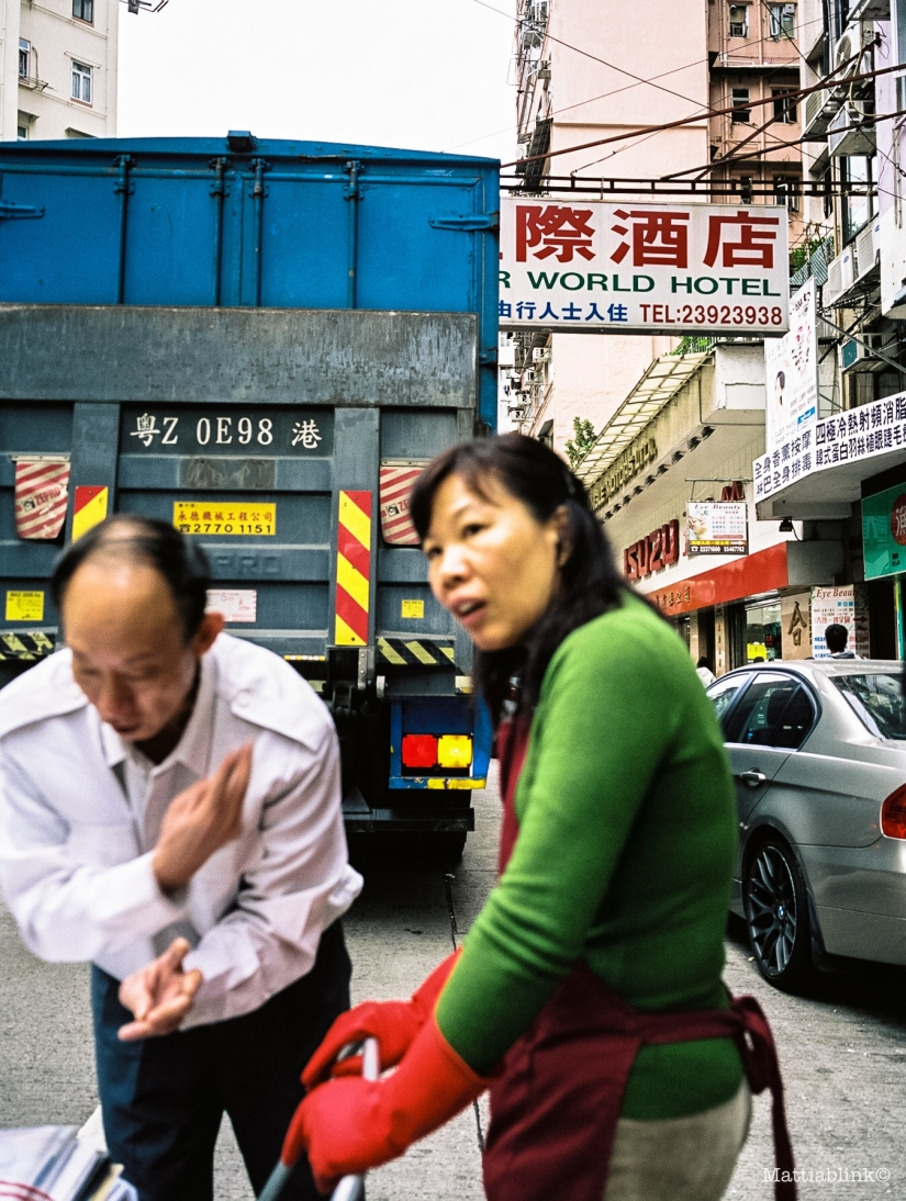 Hong Kong - 2016