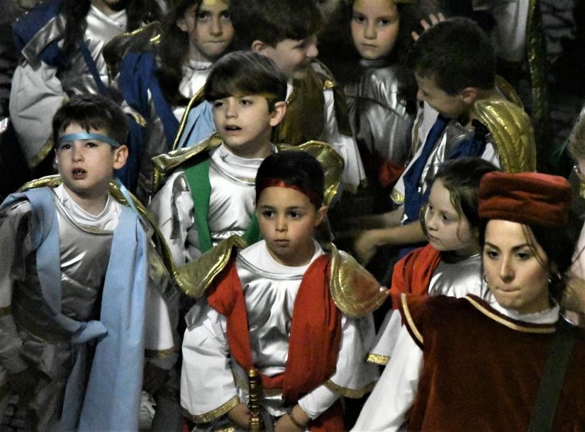 I baby angioletti di San Gerardo