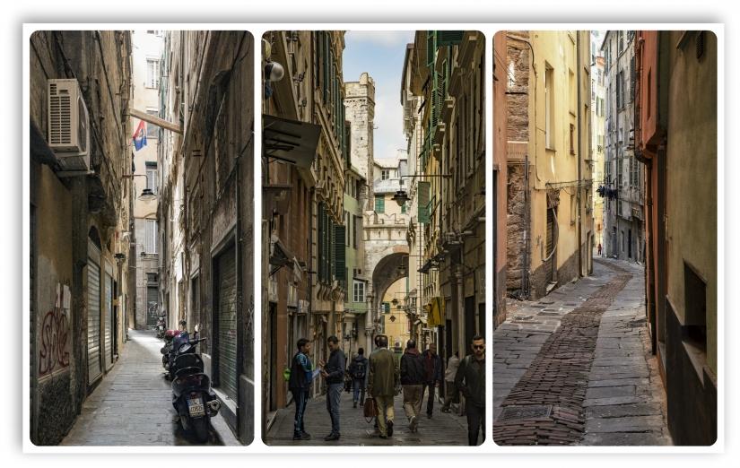 I caruggi di Genova