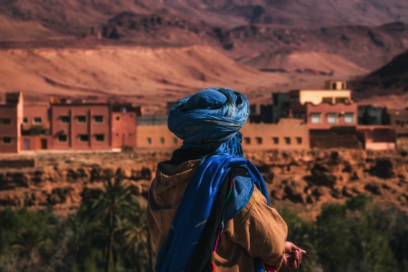 I colori del Marocco