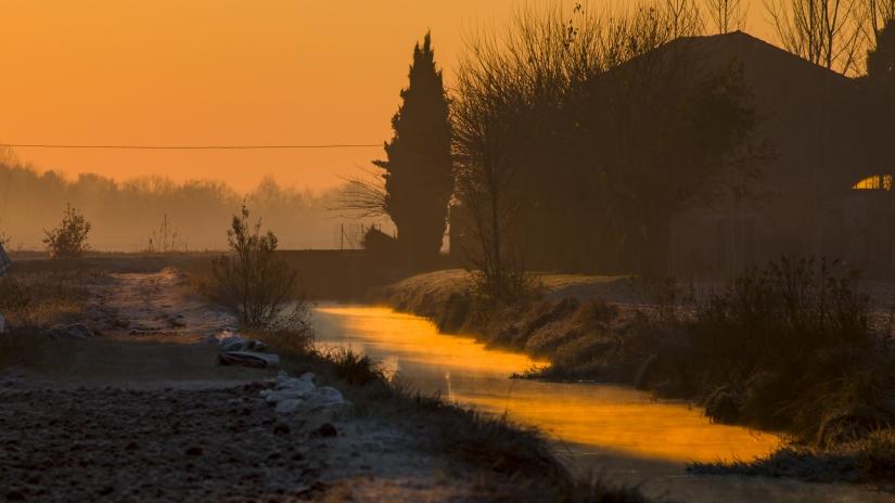 I colori della mattina