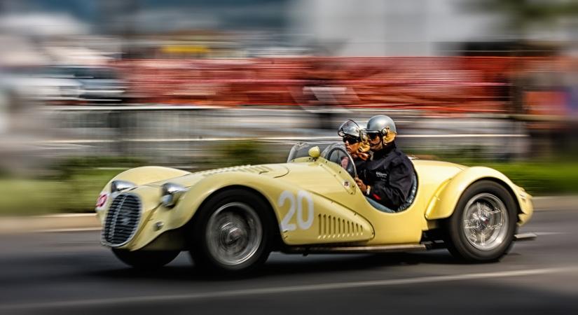 I° Gran Premio di Trieste  - Raduno auto d'epoca
