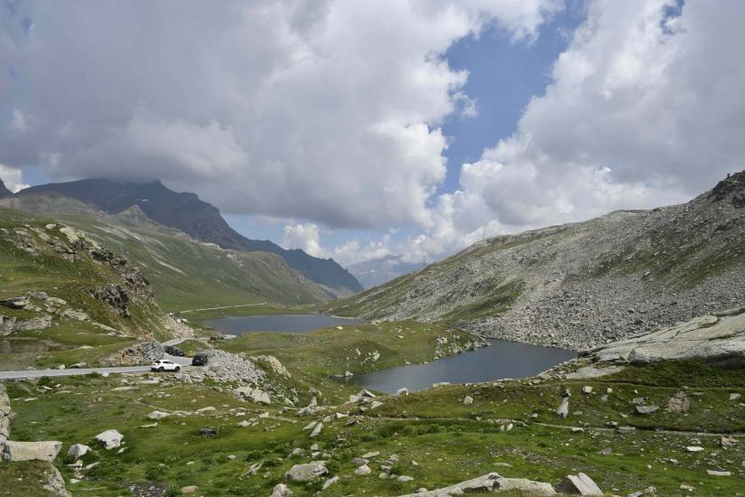 I Laghi alpini