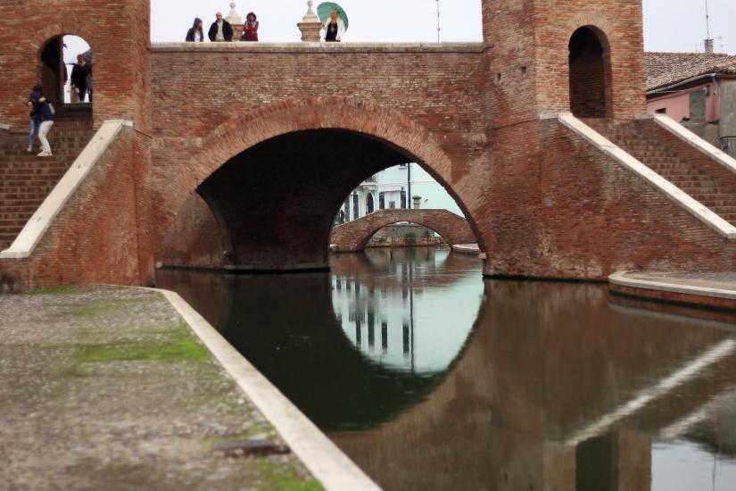 I ponti di Comacchio.
