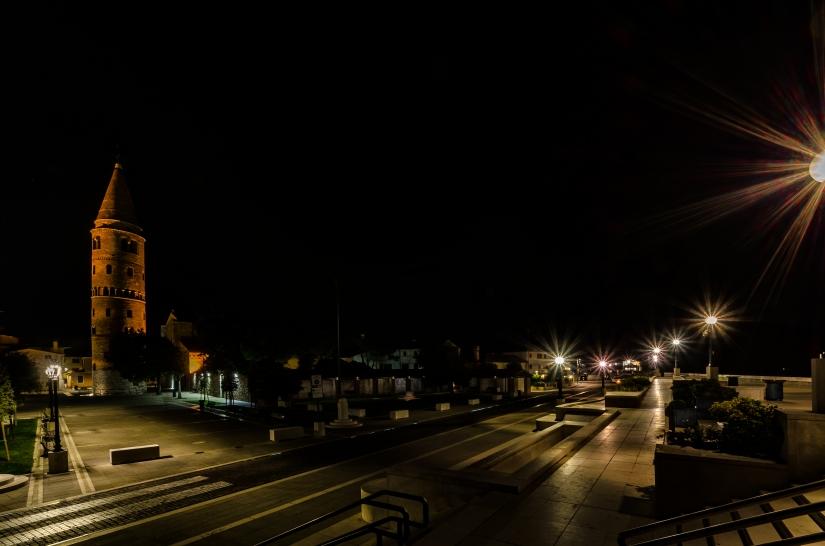 I raggi della notte