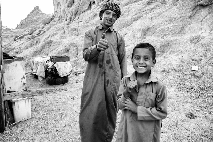 I sorrisi del mondo