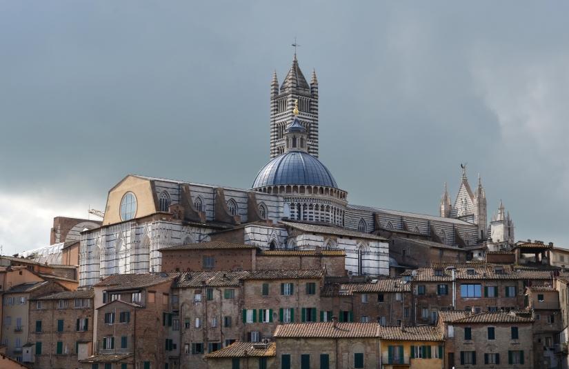 I tetti di Siena