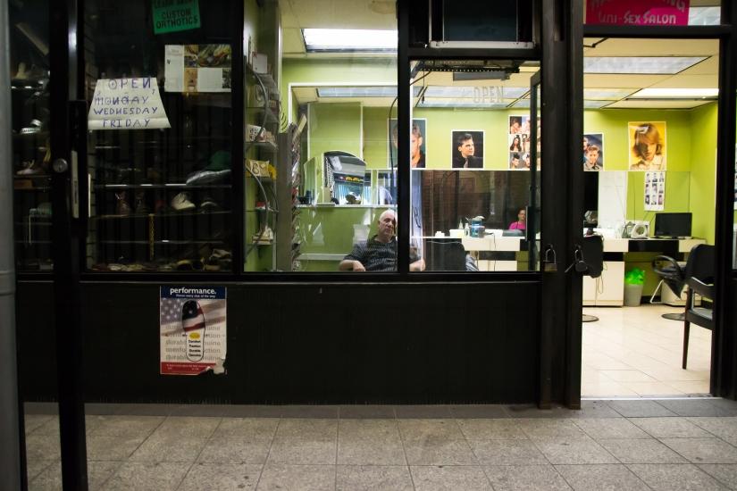 Il barbiere di Queensboro plaza