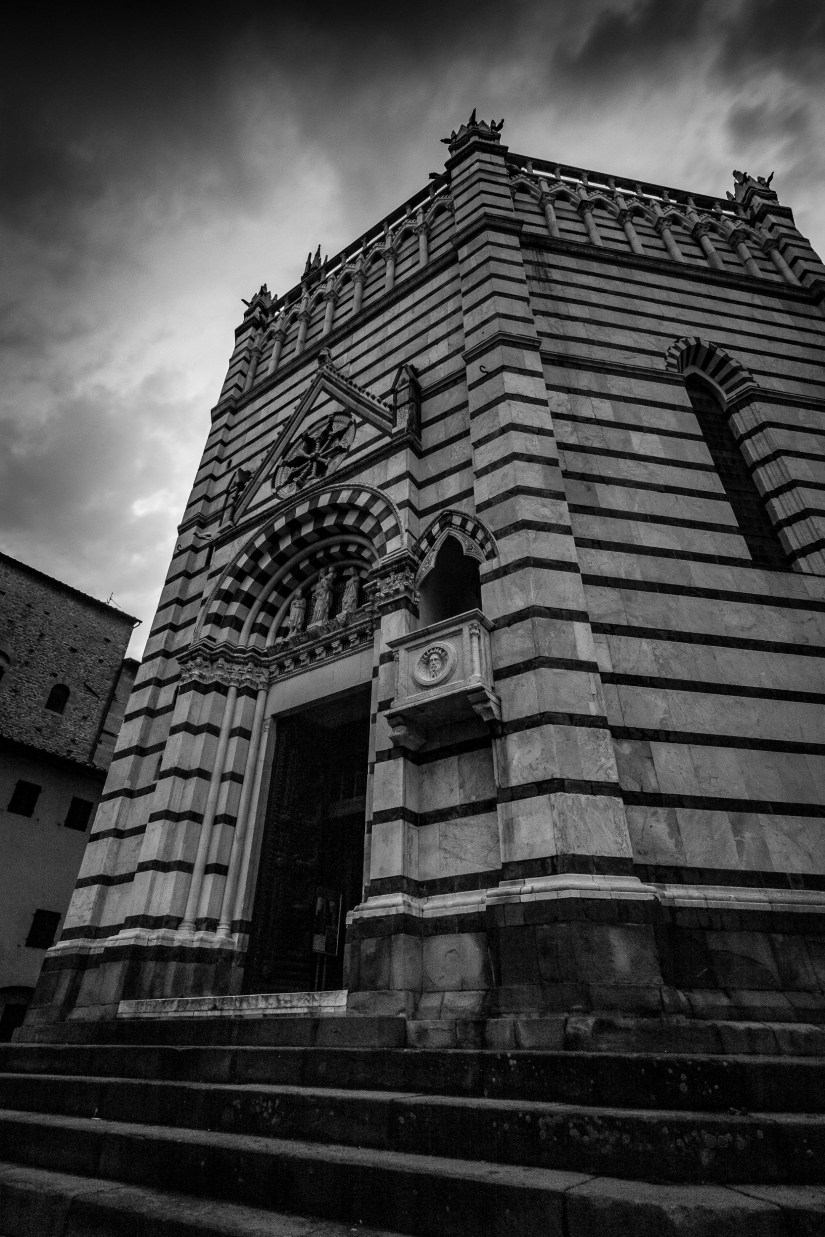 Il battistero di San Giovanni, Pistoia