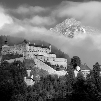 Il Castello di Hoenwerfen