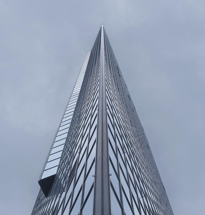 Il fascino dell'architettura.