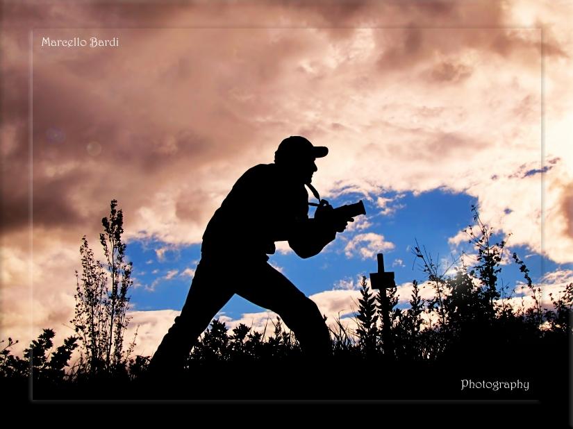 Il fotografo ...