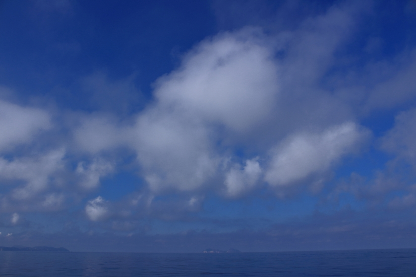Il mare e le sue nuvole