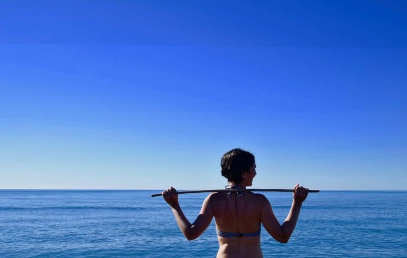 Il mare e l'orizzonte