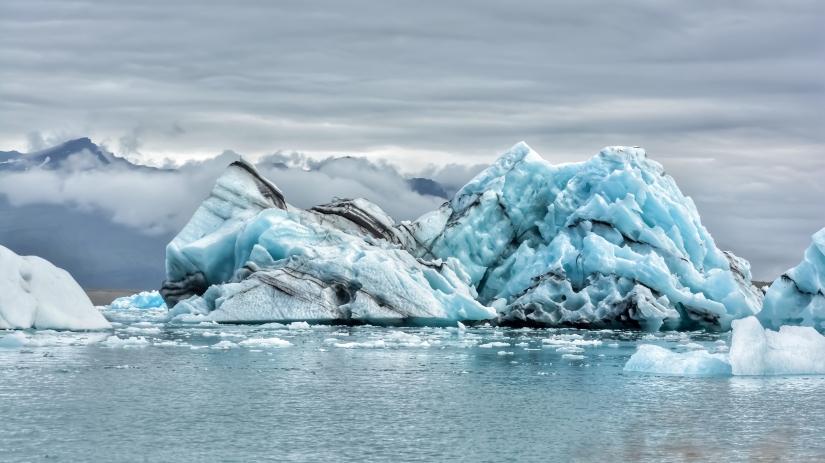 Il mare ghiacciato