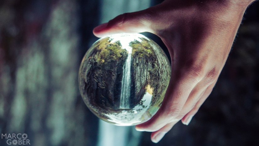 Il mondo in una sfera