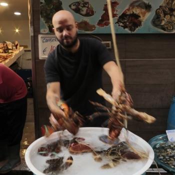 Il pesce di Napoli