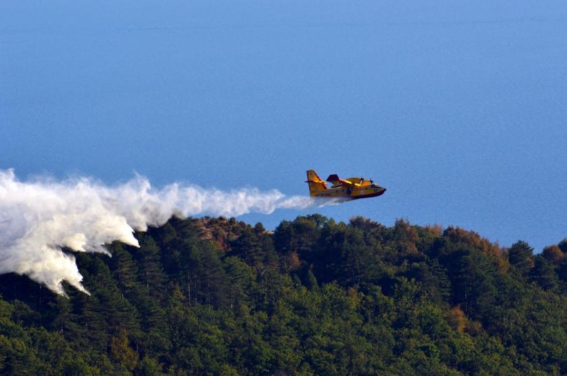 Il Pompiere volante
