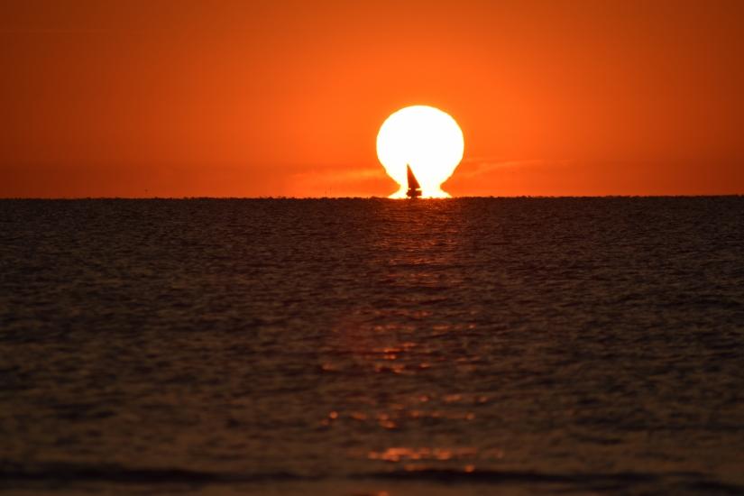 Il risveglio del sole