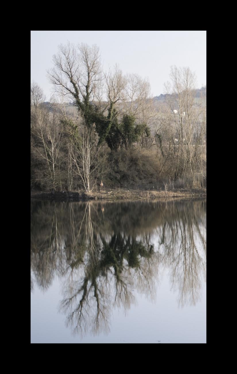 Il silenzio nel lago