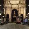 Il tram e l'Arco