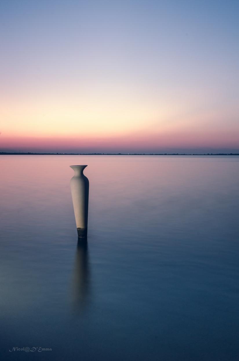 Il vaso e la quiete