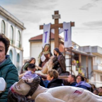 Il Venerdì Santo a Mondragone