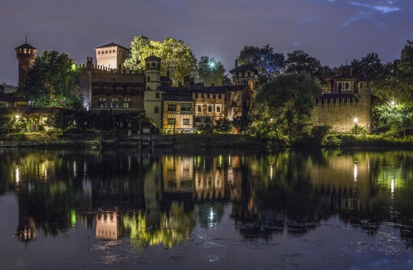 Il volto mistico di Torino