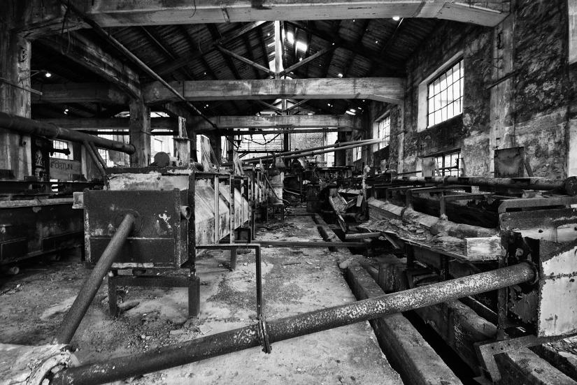 Impianto minerario ARENAS