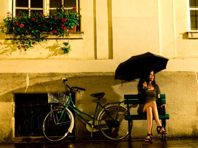 In un giorno di pioggia...