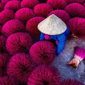 Incense Village.