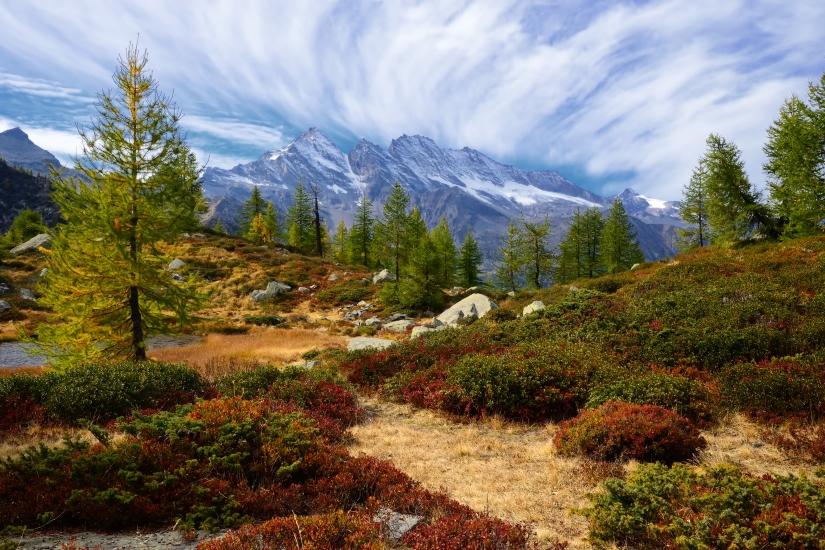 Inizio autunno al Bellagarda