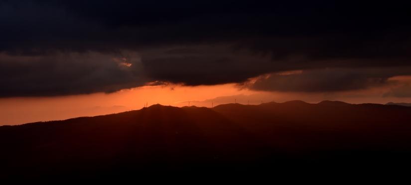 #iorestoacasa e... mi guardo il tramonto