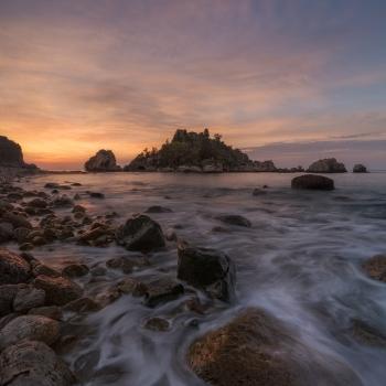 Isola Bella Sunrise
