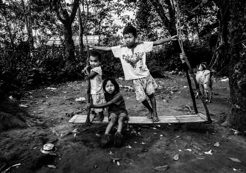 Kids. Myanmar 2015