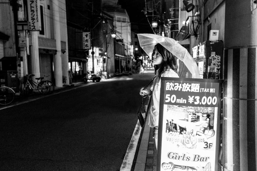 Kyoto's girl