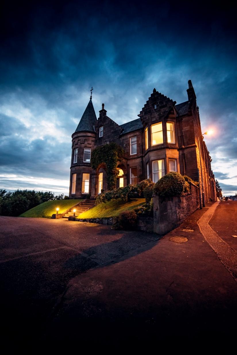La casa incantata