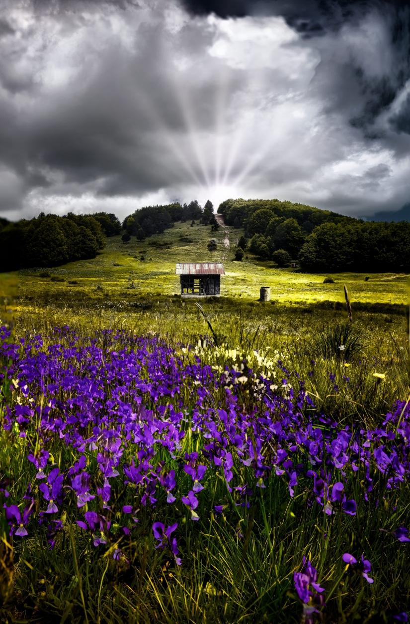 La casina nella valle