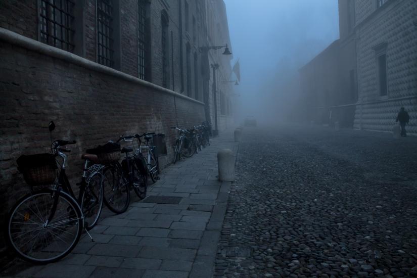 La città del silenzio