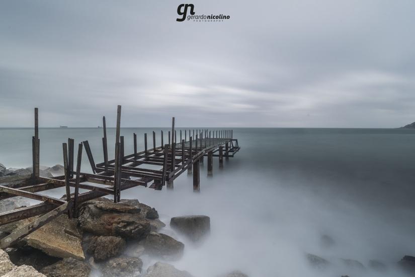 La favola del mare in tempesta