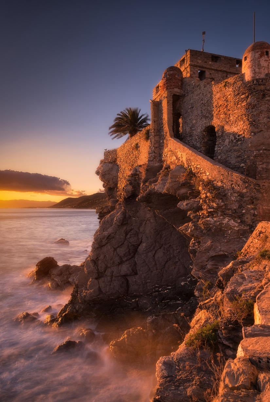 La fortezza sul mare...