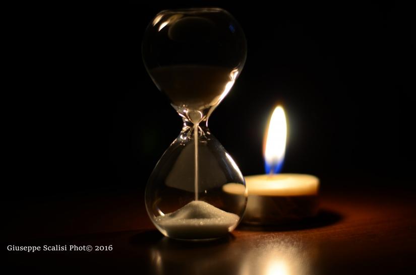 La luce e il tempo