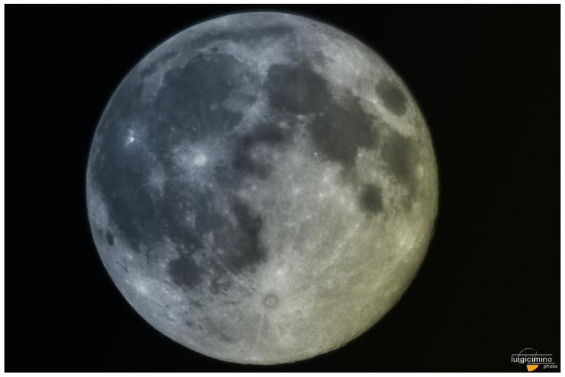 La luna del 31