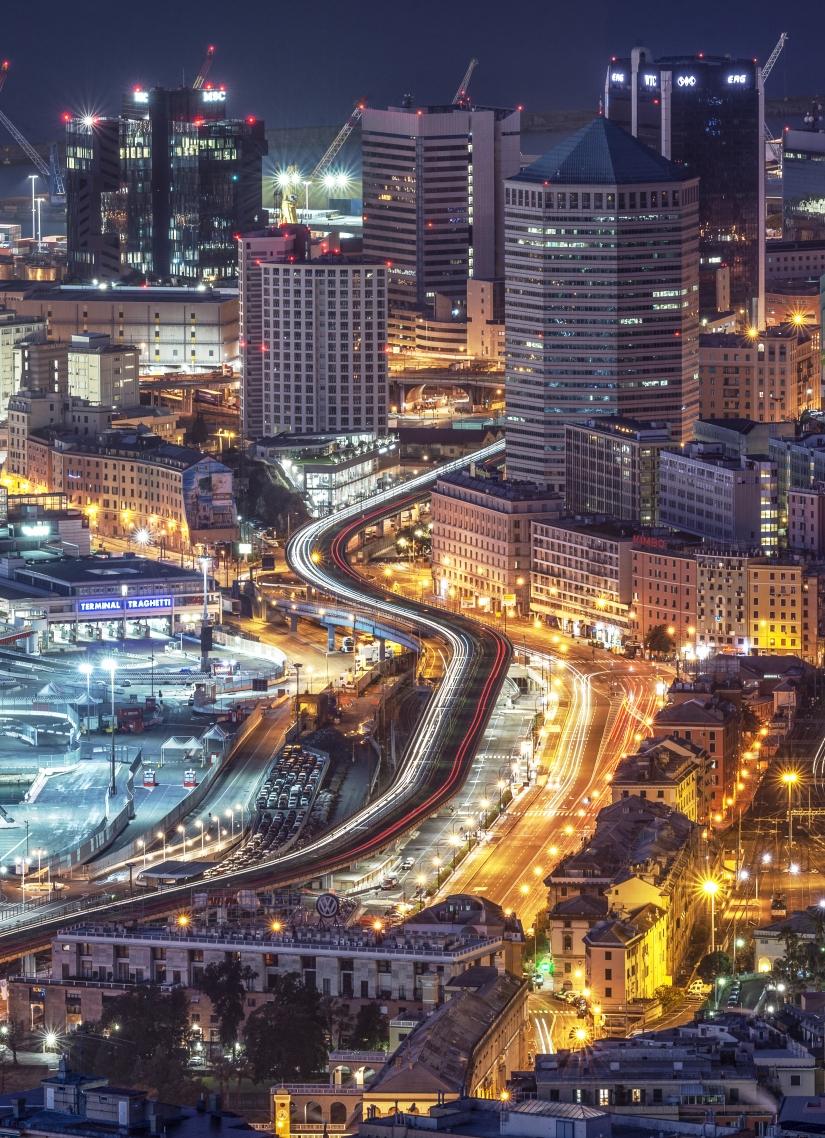 La mia Genova