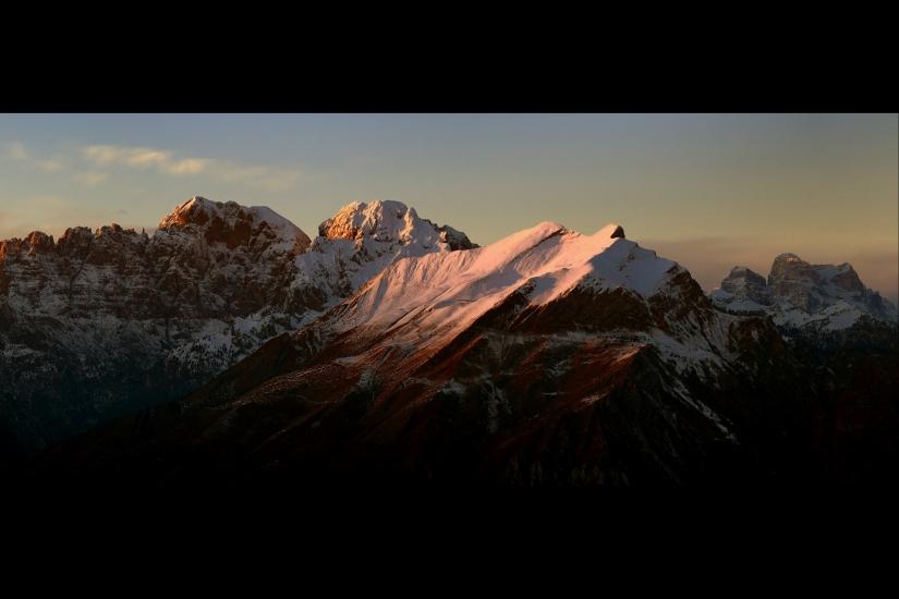 La montagna incantata