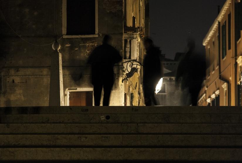 La notte 1 - Ombre di Mezzanotte
