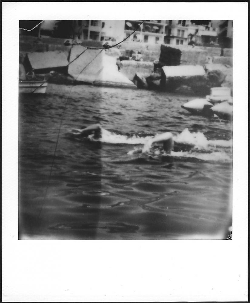 La nuotata
